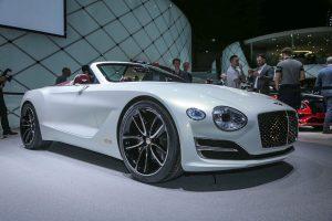 Bentley Elektrikli Araç Çıkartacak! Ne Zaman Üretilecek?