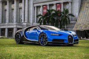 Bugatti Chiron Türkiye'de