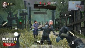 Call of Duty Mobile'a Zombi Modu Geldi!