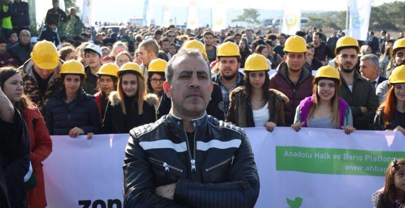 Haluk Levent'in Derneği AHBAP'tan Elazığ'a Büyük Destek