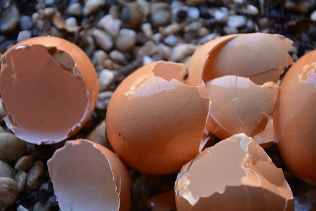 Kahvaltıların Vazgeçilmezi Yumurta Kabuğunun Faydalar