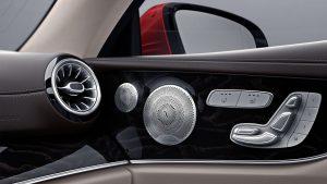 Mercedes Motor Efekti Kullanacak!