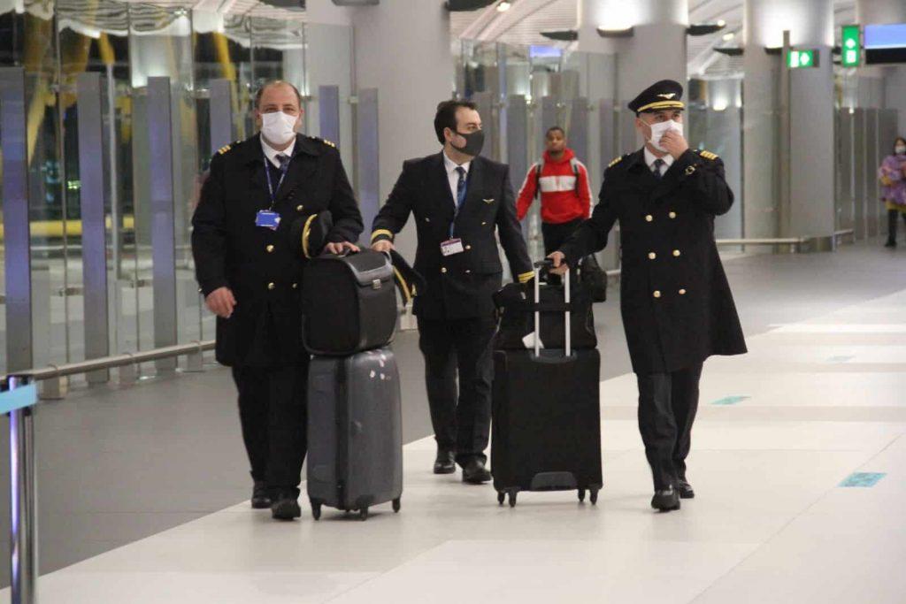 Türk Hava Yolları Uçağı Corona Virüs şüphesiyle Ankara'ya acil iniş yaptı!