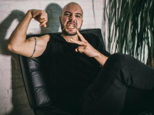 Ünlü Rap Sanatçısı Ben Fero