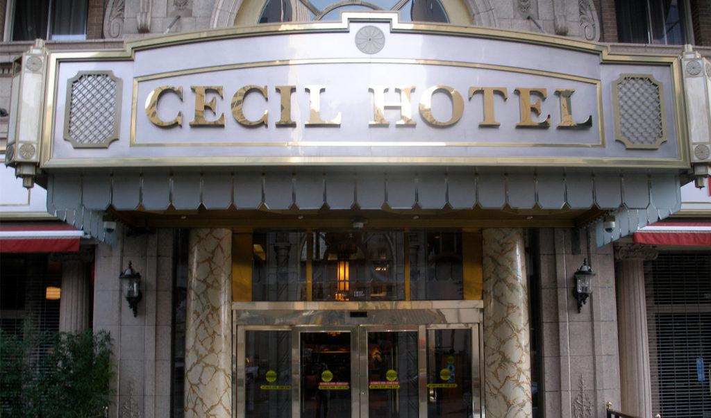 Dünyanın En Gizemli Oteli: CECIL HOTEL