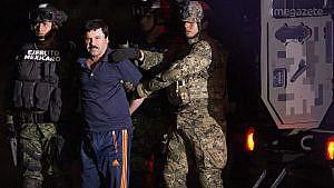 El Chapo Yakalanma anı ve firarları