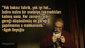Agah Beyoğlu Replikleri ve Sözleri