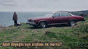 Agah Beyoğlu arabası