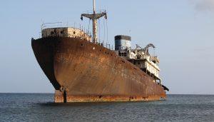 Hayalet Gemi SS Ourand Medan
