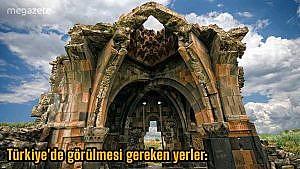Türkiye'de görülmesi gereken yerler 2021