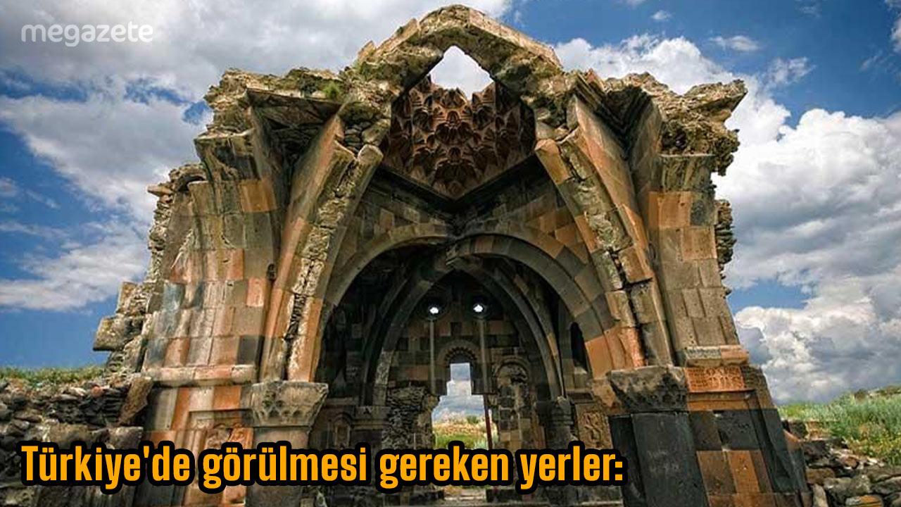 Photo of Türkiye'de görülmesi gereken yerler 2021