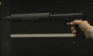 T61 Silahın menzilini arttırıyor