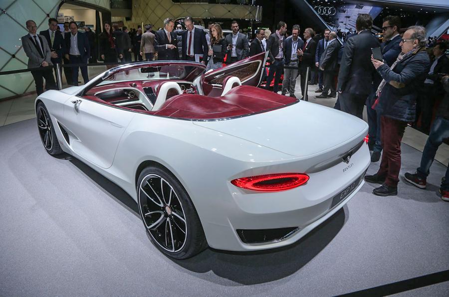 Bentley Elektrikli Araçlar Piyasasında Kendine Yer Bulmak İstiyor