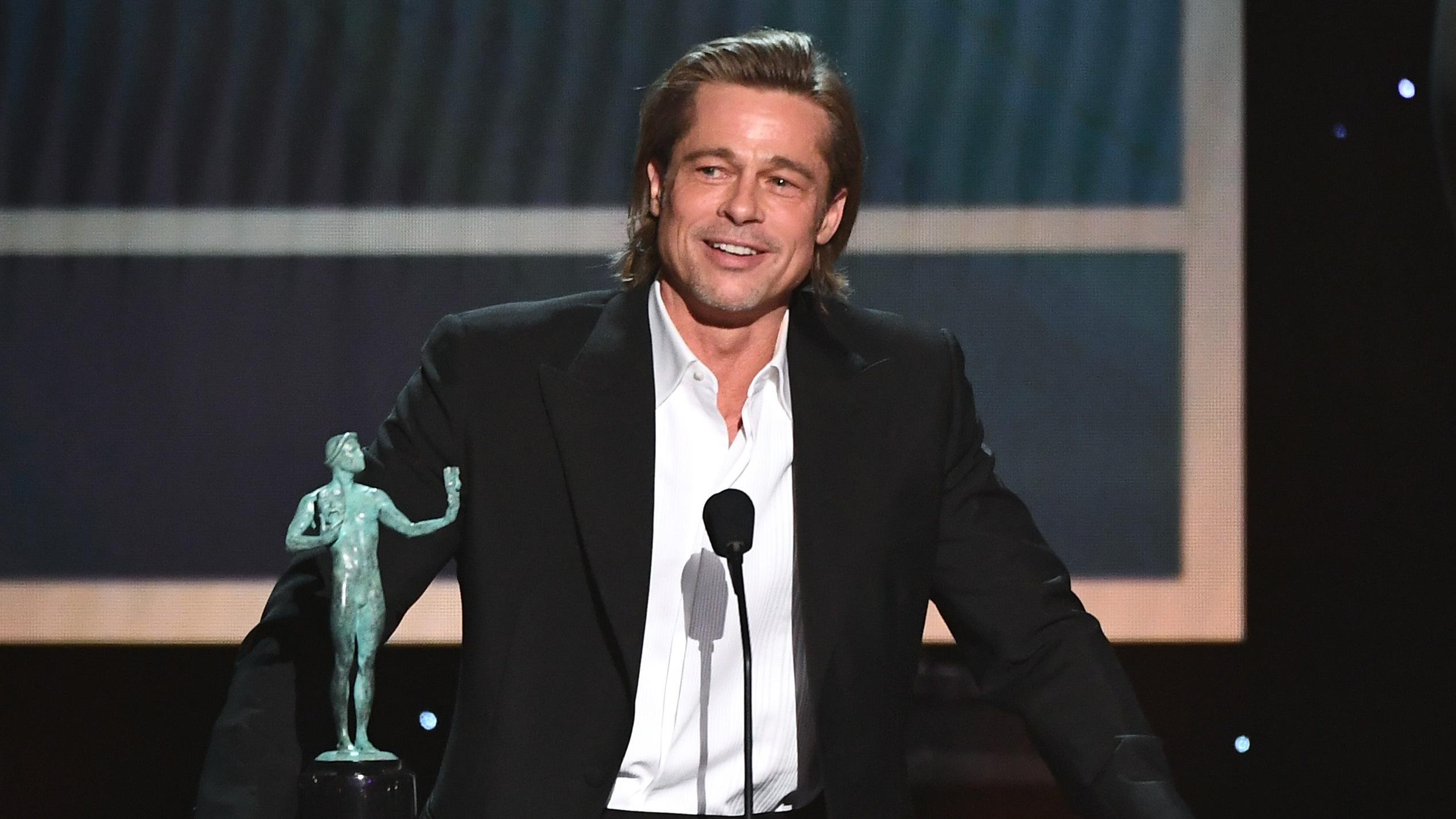 Brad Pitt, film kategorisinde en iyi yardımcı erkek oyuncu ödülüne layık görüldü.