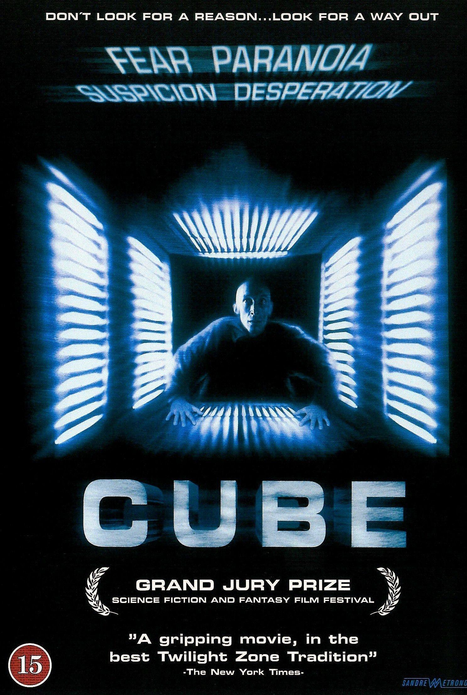 Cube – 1997