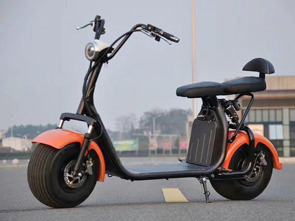 aküsü biten scooter
