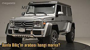 Danla Biliç'in arabası hangi marka?