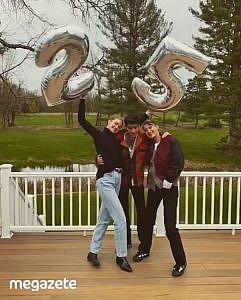 Gigi 25. yaş gününü kutladı!