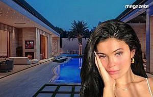 Kylie Jenner'in yeni malikanesi!