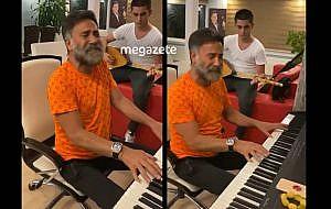 İzzet Yıldızhan'ın piyano performansına sosyal medyadan gelen yorumlar
