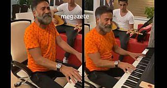 İzzet Yıldızhan'ın piyano çalması sosyal medyada viral oldu!