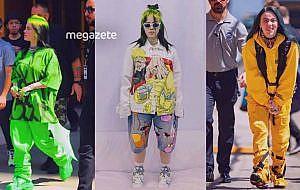 Billie Eilish garip giyim tarzı'nın nedeni