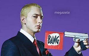 Eminem'in evine giren saldırgan tutuklandı!