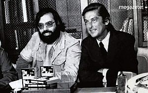 Francis Ford Coppola ve Robert Evans-min