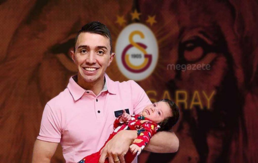 Muslera sevgisi nedeniyle yenidoğan oğluna Muslera ismini verdi!