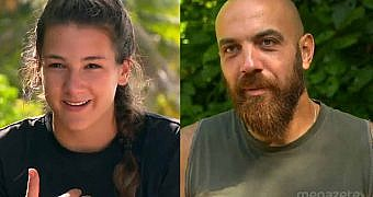 Survivor'da Sercan ve Nisa arasında gerilim