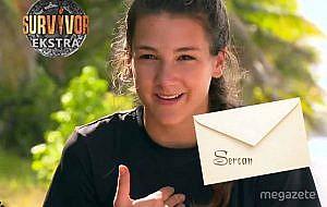 Survivor Nisa'nın Sercan'a yazdığı notlarda ne yazıyordu?