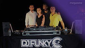 Dj Funky C'nin canlı performansı önümüzdeki günlerde yayınlanacak