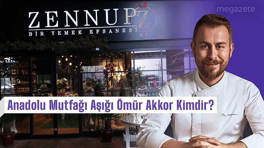 Anadolu Mutfağı Aşığı Ömür Akkor Kimdir?