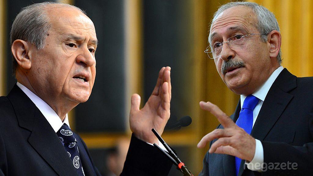 Devlet Bahçeliden Kılıçdaroğlu'na: Alaattin Çakıcıya Mafya Demek Rezilliktir!