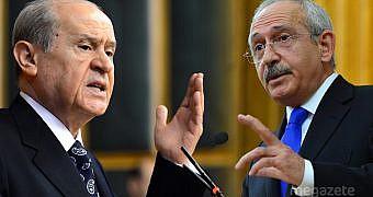 Devlet Bahçeli'den Kılıçdaroğlu'na: Alaattin Çakıcı'ya Mafya Demek Rezilliktir!