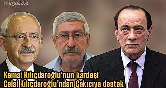 Kemal Kılıçdaroğlu'nun kardeşi Celal Kılıçdaroğlu'ndan Çakıcı'ya destek! Son dakika 2020