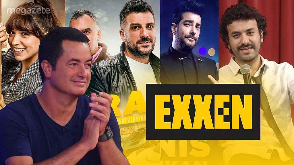 Exxen'de Yayınlanacak Diziler, Filmler Ve Programlar 2021
