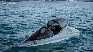 Acun'un kullandığı Seabreacher isimli denizaltının fiyatı?