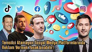 Sosyal Medyada Reklam Vermek Yasaklanabilir! 2021