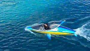 acun ılıcalı'nın kullandığı deniz aracı