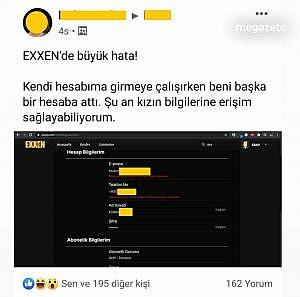 exxen hataları