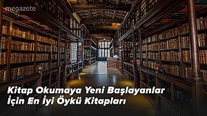 Kitap Okumaya Yeni Başlayanlar İçin En İyi Öykü Kitapları (Öneri) 2021