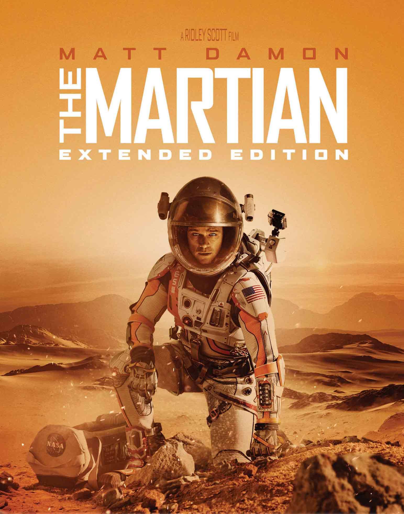 Marslı (The Martian) – IMDb 8.0