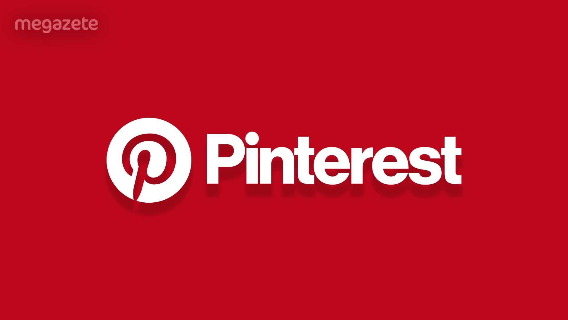 Pinterest Hesabını Silme, Dondurma ve Kurtarma İşlemleri