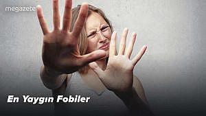 En Yaygın Fobiler (8 Fobi)