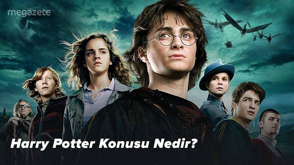 Harry Potter Konusu Nedir?