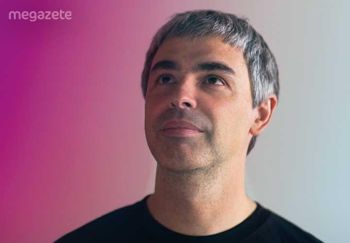 Larry Page Serveti