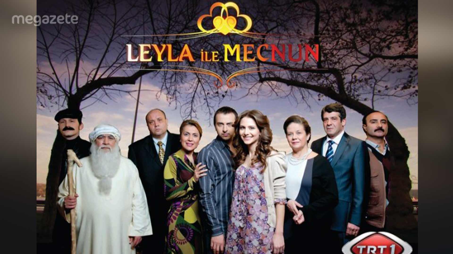 Leyla İle Mecnun Oyuncuları ve Konusu