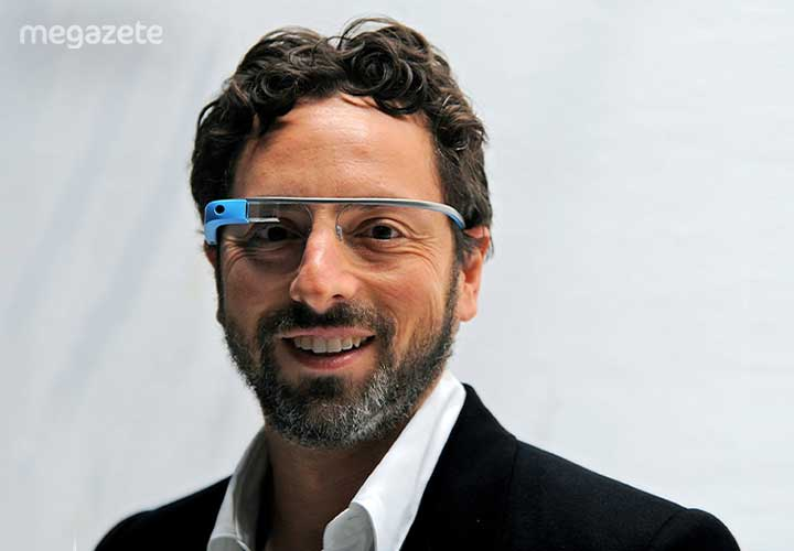 Sergey Brin Serveti