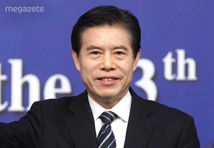 Zhong Shanshan Serveti